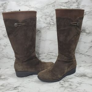Teva Jade Cove Suede/Leather Boots